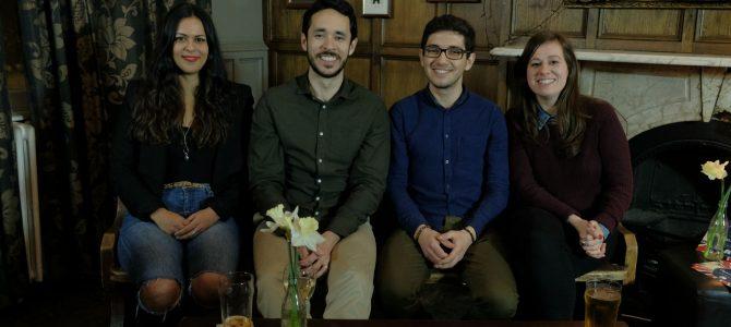 Papo de Pub #5 | Ana Toledo, Ernani Lemos e Liliana Carneiro