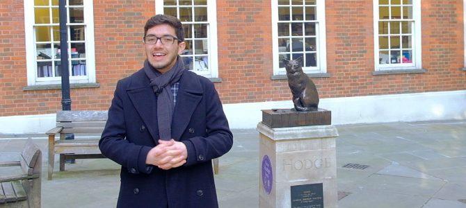 Animais famosos de Londres