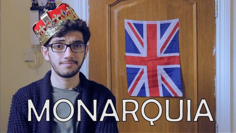 guri in london rafa maciel falando sobre a monarquia britanica se é boa para o país e os britânicos são a favor da monarquia