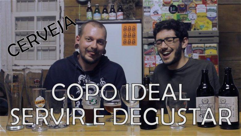 guri in london e amigo augusto scheifler falando sobre os copos de cerveja e como servir e degustar cerveja corretamente