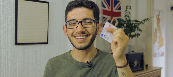 Como é tirar a Carteira de Motorista no Reino Unido