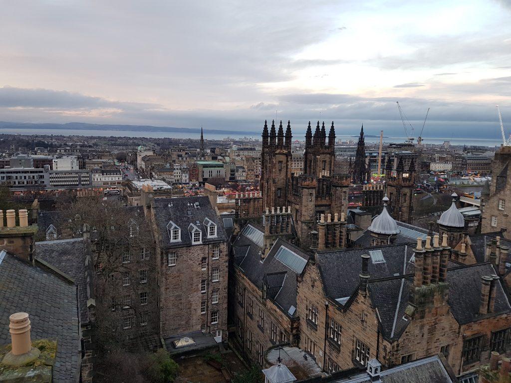 Guri em Edimburgo (de novo)
