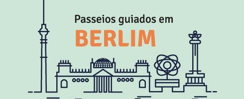 passeio guiado em Berlim