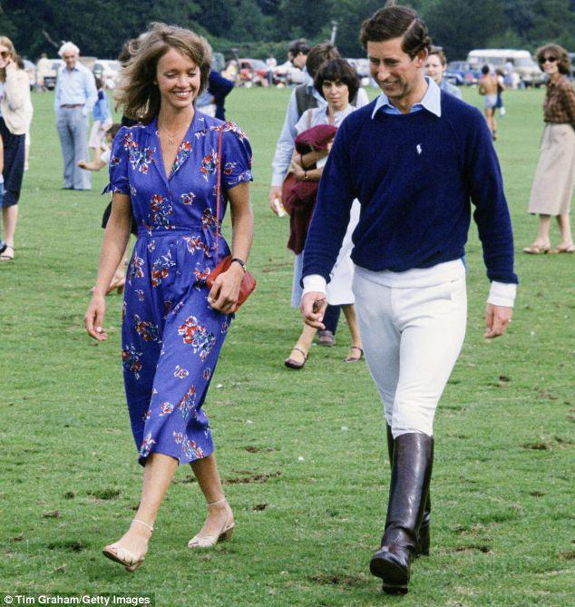 Principe Charles e Sabrina Guinness